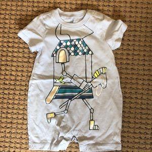 Baby gap adorable onesie!
